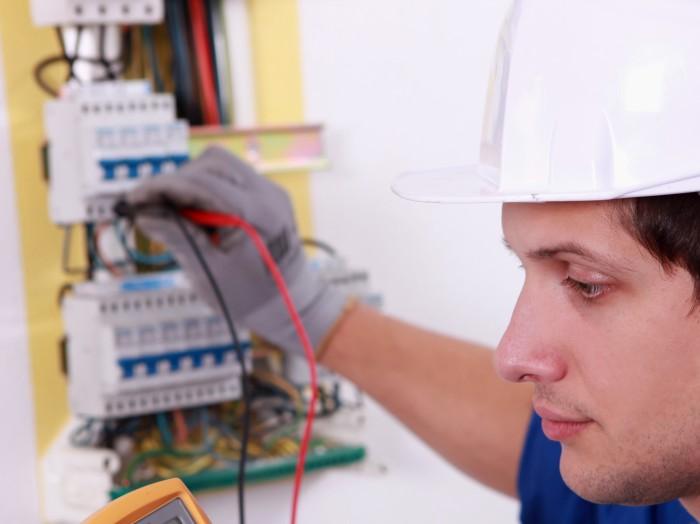 przegląd instalacji elektrycznej